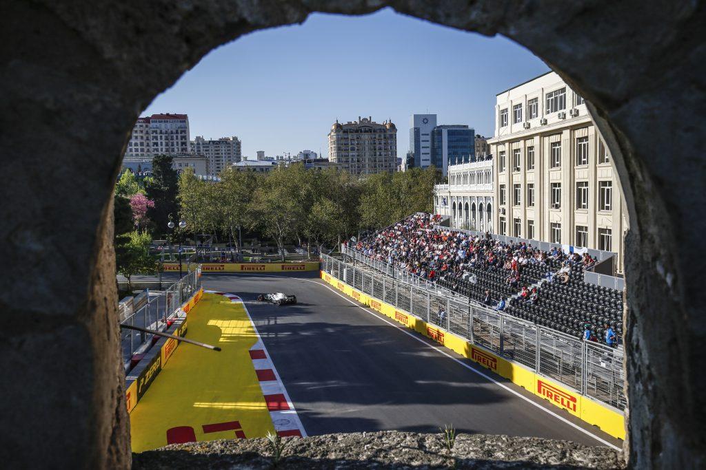 Formula 1 Baku 2021